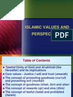 5Islamic Ethical Values