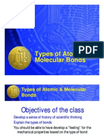 Atomic Bonds