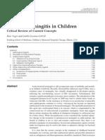 Bacterial Meningitis in Children Critical Review.5