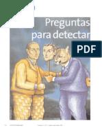 Preguntas Para Detectar