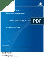 LO1 - O STF e a Repercussão Geral