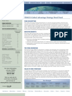 Global Advantage Strategy Bond Fund Institutional