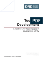 Tools for Development