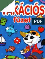 Panda Peti Vakacios Fuzet