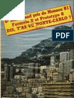 GP Monaco 81 Rcm Dec81 3