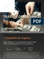 TRAFICO DE ORGANOS