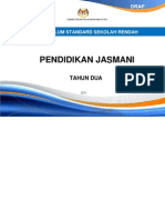 Dokumen Standard KSSR Pendidikan Jasmani Thn 2
