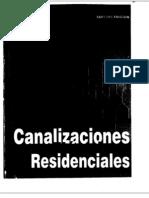 CANALIZACIONES ELECTRICAS RESIDENCIALES