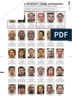 Property Crime Offenders, Oct. 2011