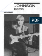 [Tecnicas de Guitarra] Eric Johnson - Total Electric Guitar Hot Licks