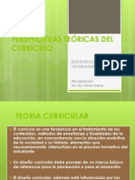 FUNDAMENTACIÓN DEL CURRICULODOCENTES