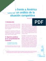 Colombia Frente a America Latina Un Analisis de La Situacion de Competitividad
