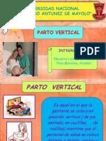 Parto Vertical Expo
