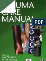 13430001 Trauma Care Manual