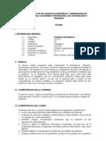 Cc1012 Auditoria de Sistemas