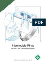 Multi-Cone Synchronizer Systems