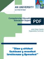 Competencias Educativas LAU