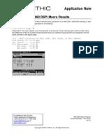 860 Dspi Macro Results Appnote