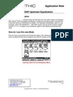 860 Dspi Upstream Equalization Appnote