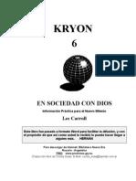 KRYON 6 - En Sociedad Con Dios