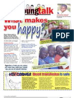 Young Talk July-August 2011