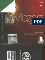 W.a. Mozart - Piano Concertos (Derek Han)