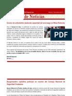 CAP Regional Lima - Resumen de Noticias 21 10 2011