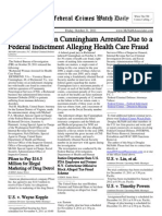October 21, 2011 - The Federal Crimes Watch Daily