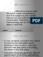 Valuation of Brands and Intangibles 2nd Half
