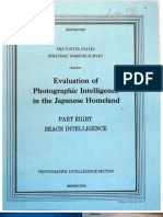 USSBS Report 105, Evaluation of Photographic Intelligence in the Japanese Homeland, Part8, Beach Intelligence
