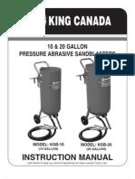 KSB 10 20 Manual Eng
