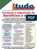 Jornal ATITUDE - Para os trabalhadores Nestlé/Garoto - 21 outubro