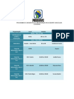 Programação Campanha AVC NATAL 2011
