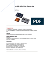Sony Walkman Guide