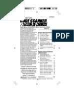 GM Code Scanner CP9001_spanish