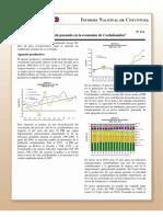 ¿Qué está pasando en la economía de Cochabamba?