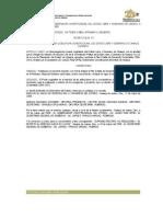 SECGOB. Plan Estatal Desarrollo URO.0 2004-2010