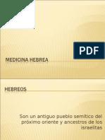 Medicina Hebrea