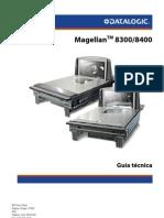 Manual de Servicio Magellan 8400
