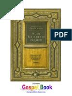 Novo Test Amen To Judaico - Tiago
