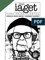 Piaget para Principiantes (CV)e