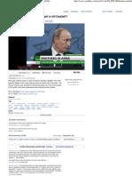 Putin_ Who Gave NATO Right to Kill Gaddafi_ - YouTube