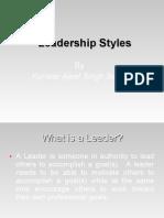 Leadership Styles2