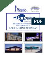 - Manual Danpalon Fachada