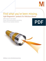 Light Diagnostics Product Brochure