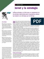 Internet y La Estrategia Porter