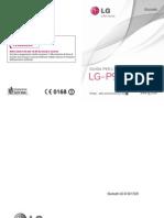 Manuale LG