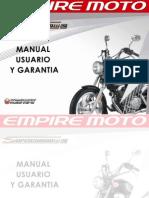 Manual de Usuario Super Shadow 250 2010