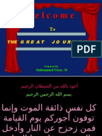 Are you Prepared for the Great Journey 08