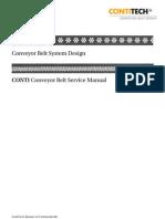 Conveyor Belt Design Manual Contitech - Eng